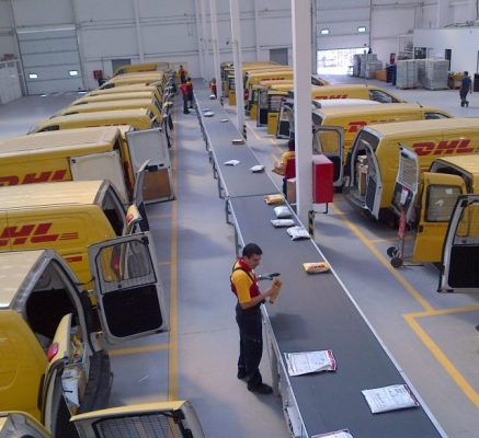 DHL tại Long An